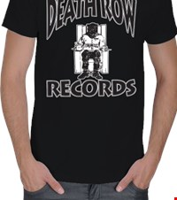 DEATH ROW RECORDS Erkek Tişört Death Row Records legend 14062414173846113941962-