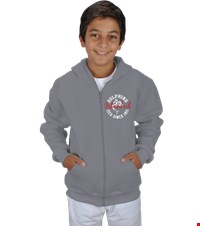 Dolphin Spirit- Hoodie- Childrens Çocuk Kapşonlu Fermuarlı Show your Dolphin pride with our first official design in the Dolphin Spirit Shop 