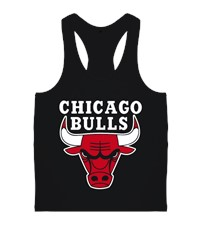 Chicago Bulls Erkek Body Gym Atlet Chicago Bulls 16051001414131223431222657-