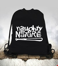 Naughty By Nature Büzgülü spor çanta Naughty By Nature 16122712500631223441074176-