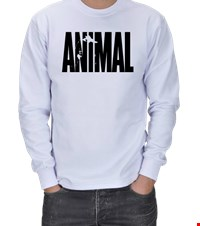 ANIMAL ERKEK SWEATSHIRT bodybuıldıng,fitness,gym,suplement,vucutgelistirme,body,fit, 1709252211113754121879688-