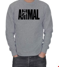 ANIMAL ERKEK SWEATSHIRT bodybuıldıng,fitness,gym,suplement,vucutgelistirme,body,fit, 1709252216253754121877946-