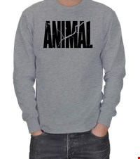ANIMAL ERKEK SWEATSHIRT bodybuıldıng,fitness,gym,suplement,vucutgelistirme,body,fit, 1709252219583754121871315-
