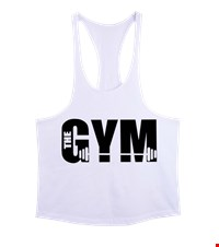 THE GYM Erkek Tank Top Atlet bodybuıldıng,fitness,gym,suplement,vucutgelistirme,body,fit, 1709292312313754121877029-