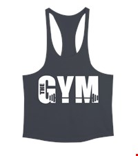 THE GYM Erkek Tank Top Atlet bodybuıldıng,fitness,gym,suplement,vucutgelistirme,body,fit, 1709292315293754121874846-