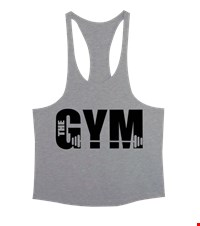 THE GYM Erkek Tank Top Atlet bodybuıldıng,fitness,gym,suplement,vucutgelistirme,body,fit, 1709292318223754121877349-