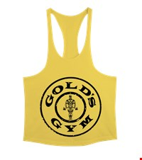GOLDS GYM  Erkek Tank Top Atlet bodybuilding,fitness,gym,vucut gelistirme,supplement,trainer,body,bilek guresi,armwrestlink,spor,antrenman,protein, 17120817264337551452012109-