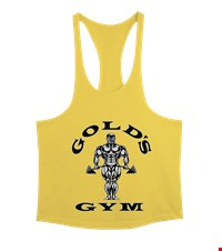 GOLDS GYM  Erkek Tank Top Atlet bodybuilding,fitness,gym,vucut gelistirme,supplement,trainer,body,bilek guresi,armwrestlink,spor,antrenman,protein, 18010318151337551452012751-