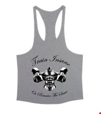 TRAIN INSANE Erkek Tank Top Atlet bodybuilding,fitness,gym,vucut gelistirme,supplement,trainer,body,bilek guresi,armwrestlink,spor,antrenman,protein, 18011719263337551452013586-
