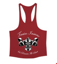 TRAIN INSANE Erkek Tank Top Atlet bodybuilding,fitness,gym,vucut gelistirme,supplement,trainer,body,bilek guresi,armwrestlink,spor,antrenman,protein, 18011719293037551452014065-