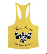 TRAIN INSANE Erkek Tank Top Atlet bodybuilding,fitness,gym,vucut gelistirme,supplement,trainer,body,bilek guresi,armwrestlink,spor,antrenman,protein, 18011719312637551452013578-