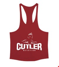 CUTLER Erkek Tank Top Atlet bodybuilding,fitness,gym,vucut gelistirme,supplement,trainer,body,bilek guresi,armwrestlink,spor,antrenman,protein, 18012218024337551452012048-