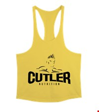CUTLER Erkek Tank Top Atlet bodybuilding,fitness,gym,vucut gelistirme,supplement,trainer,body,bilek guresi,armwrestlink,spor,antrenman,protein, 18012218462737551452016956-