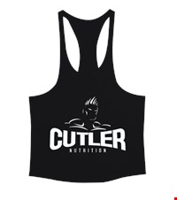 CUTLER Erkek Tank Top Atlet bodybuilding,fitness,gym,vucut gelistirme,supplement,trainer,body,bilek guresi,armwrestlink,spor,antrenman,protein, 18012218474237551452019476-