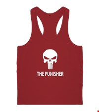 PUNISHER Erkek Body Gym Atlet bodybuilding,fitness,gym,vucut gelistirme,supplement,trainer,body,bilek guresi,armwrestlink,spor,antrenman,protein, 18012613594537551452018614-