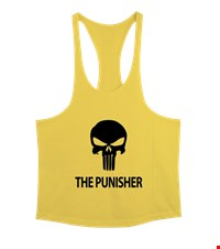 PUNISHER Erkek Tank Top Atlet bodybuilding,fitness,gym,vucut gelistirme,supplement,trainer,body,bilek guresi,armwrestlink,spor,antrenman,protein, 18012618543237551452018721-