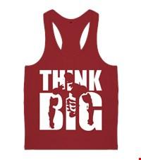 THINK BIG Erkek Body Gym Atlet bodybuilding,fitness,gym,vucut gelistirme,supplement,trainer,body,bilek guresi,armwrestlink,spor,antrenman,protein, 18012623535737551452011826-
