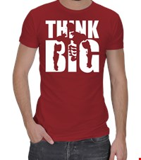 THINK BIG Erkek Spor Kesim bodybuilding,fitness,gym,vucut gelistirme,supplement,trainer,body,bilek guresi,armwrestlink,spor,antrenman,protein, 18012700323437551452012245-
