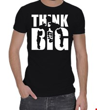 THINK BIG Erkek Spor Kesim bodybuilding,fitness,gym,vucut gelistirme,supplement,trainer,body,bilek guresi,armwrestlink,spor,antrenman,protein, 18012700344237551452019224-