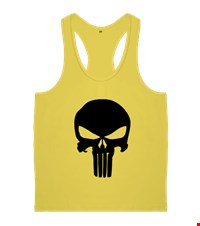 PUNISHER Erkek Body Gym Atlet bodybuilding,fitness,gym,vucut gelistirme,supplement,trainer,body,bilek guresi,armwrestlink,spor,antrenman,protein, 18012713283637551452017406-
