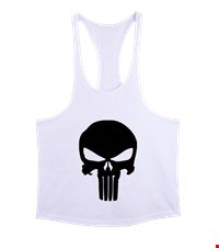 PUNISHER Erkek Tank Top Atlet bodybuilding,fitness,gym,vucut gelistirme,supplement,trainer,body,bilek guresi,armwrestlink,spor,antrenman,protein, 18012812555537551452011466-
