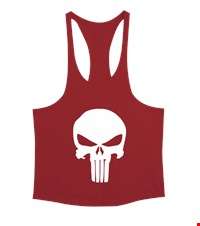 PUNISHER Erkek Tank Top Atlet bodybuilding,fitness,gym,vucut gelistirme,supplement,trainer,body,bilek guresi,armwrestlink,spor,antrenman,protein, 18012813012037551452016495-