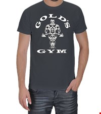 GOLDS GYM  Erkek Tişört bodybuilding,fitness,gym,vucut gelistirme,supplement,trainer,body,bilek guresi,armwrestlink,spor,antrenman,protein, 18013120125637551452018305-