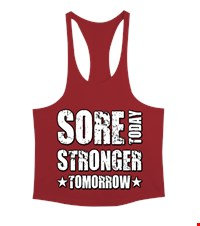 STRONGER Erkek Tank Top Atlet bodybuilding,fitness,gym,vucut gelistirme,supplement,trainer,body,bilek guresi,armwrestlink,spor,antrenman,protein, 18021015394937551452018200-