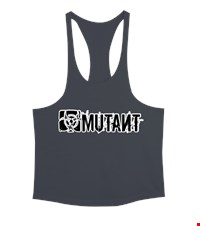 MUTANT Erkek Tank Top Atlet bodybuilding,fitness,gym,vucut gelistirme,supplement,trainer,body,bilek guresi,armwrestlink,spor,antrenman,protein, 18021600245437551452014904-