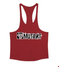 MUTANT Erkek Tank Top Atlet bodybuilding,fitness,gym,vucut gelistirme,supplement,trainer,body,bilek guresi,armwrestlink,spor,antrenman,protein, 18021600274937551452017885-