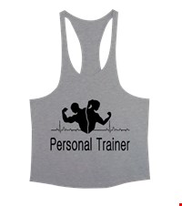 PERSONAL TRAINER Erkek Tank Top Atlet bodybuilding,fitness,gym,vucut gelistirme,supplement,trainer,body,bilek guresi,armwrestlink,spor,antrenman,protein, 18022019583037551452017240-